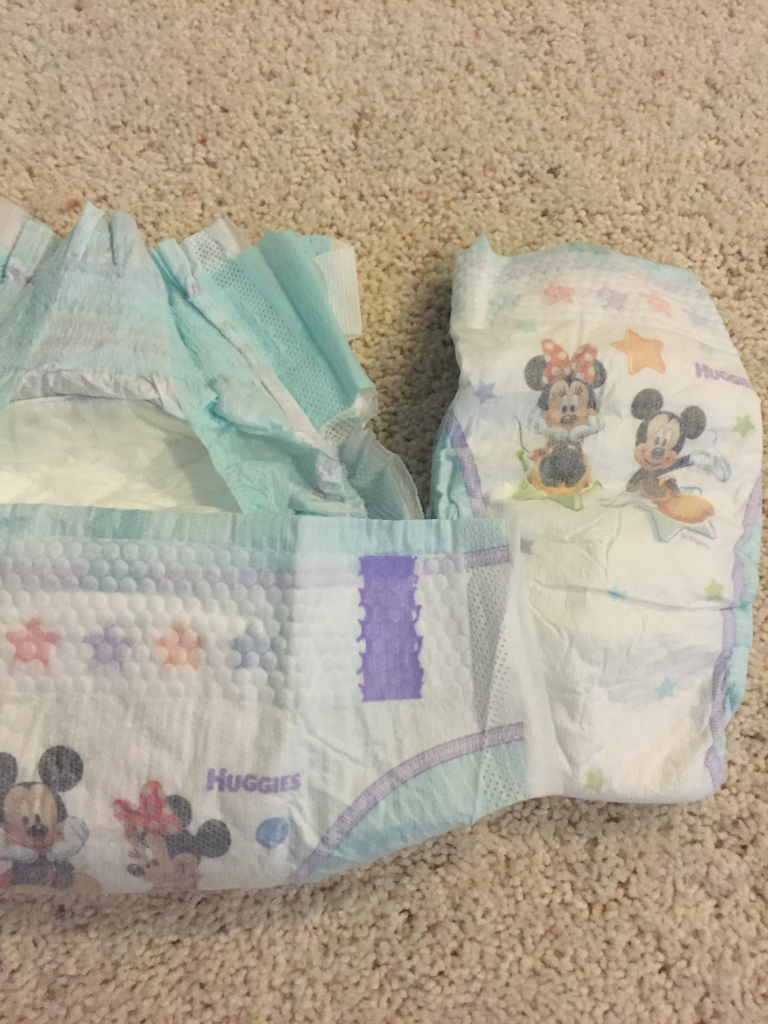 Costco Diapers Are The Same As Huggies Little Movers
